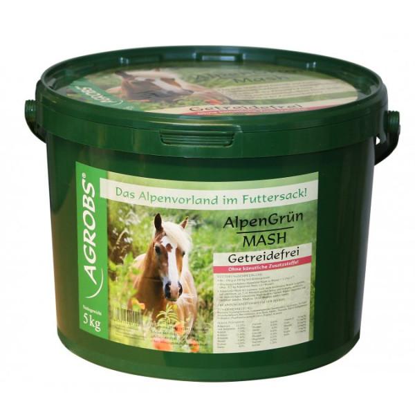 Agrobs Alpengrün Mash 5kg