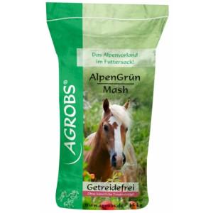 Agrobs Alpengrün Mash 15kg
