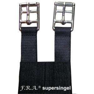 F.R.A. elastischer Sattelgurt Supergurt Normal