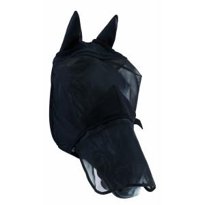HorseGuard Insektenmaske mit abnehmbarem Maulteil