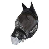 HorseGuard Insektenmaske mit Fransen
