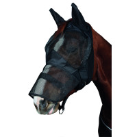 HorseGuard Insektenmaske mit Gummizug