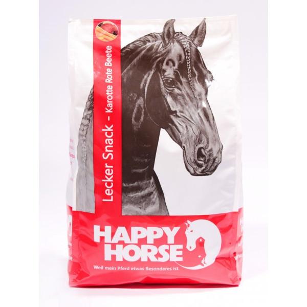 Happy Horse Leckersnack Karotte & Rote Beete 1 kg