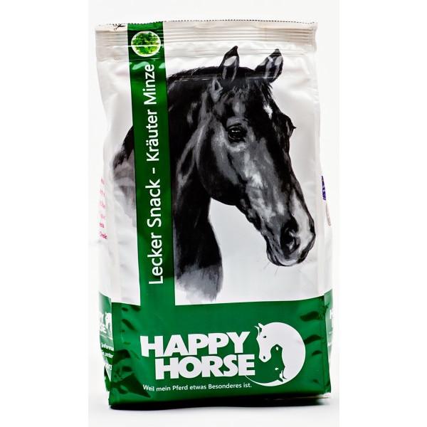 Happy Horse Leckersnack Kräuter & Minze 1 kg