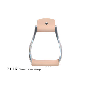 EDIX Showsteigbügel Aluminum Western