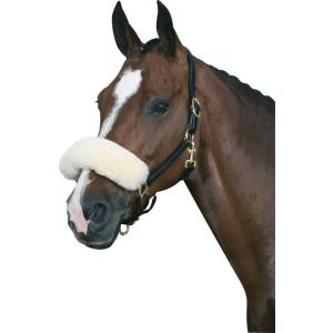 Nasenschutz Lammfell