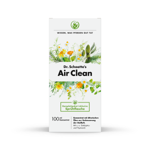 Dr. Schaette Air Clean zur Reinigung der Stallluft