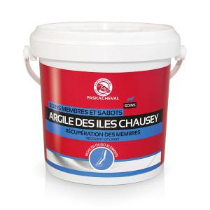 PaskaCheval gebrauchsfertige Tonerde Chausey-Inseln 1,5 kg