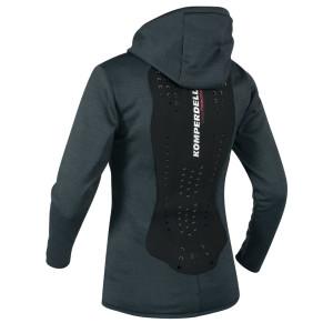 Komperdell Hoody Shirt Damen Rückenprotektor