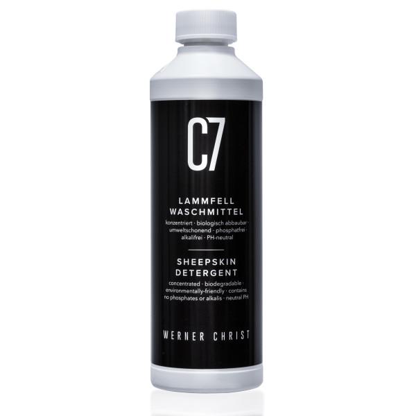 CHRIST Lammfell Waschmittel C7 farblos